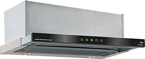 aeg x66164mp1 flachschirmhaube a 59 8 cm grau led. Black Bedroom Furniture Sets. Home Design Ideas