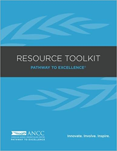 ancc pathway to excellence resource toolkit 9781482551518 medicine