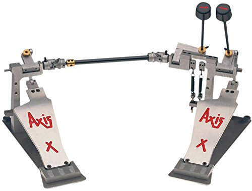 Axis X Double Bass Drum Pedal (Axis Double Bass Pedals)