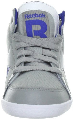 Reebok Garçon tin Gris royal Ultralite Basket Grey white Sl211 Grau rxHCwr