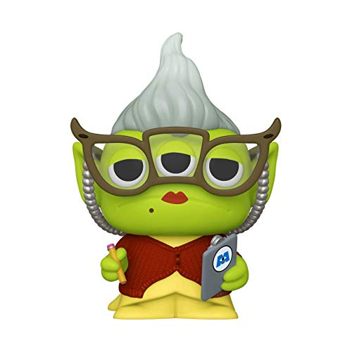 Funko- Pop Disney-Pixar-Alien as Roz Anniversary Figura Coleccionable, Multicolor (49606)