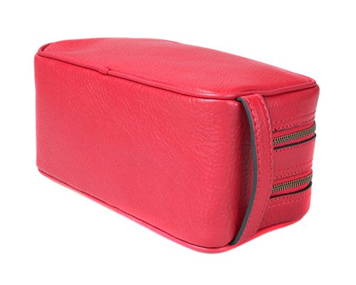 SAGEBROWN Red Toiletry Bag by Sage Brown (Image #2)