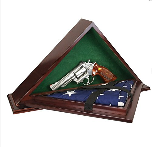 Patriot Flag Case with Concealment