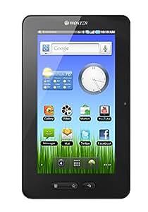 Woxter 65 C 4GB Black - Tablet (IEEE 802.11g, Android, Pizarra, Android, Negro, Polímero de litio)