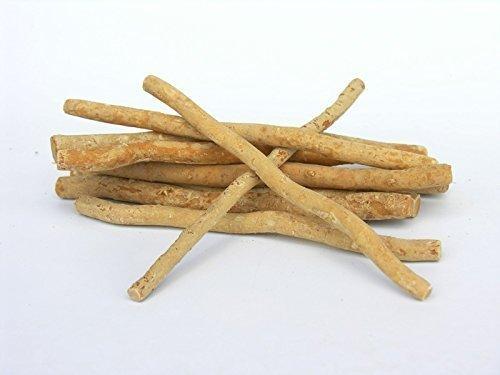 12 opinioni per 10 x Medium, Natural Toothbrush Sticks, Miswak, Siwak, Arak, Peelu, Chewing