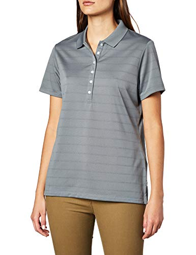 Callaway Women's Golf Short Sleeve Pique Open Mesh Polo Shirt