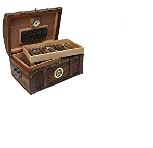 Steampunk Dome humidor 100 Count Dome Humidor