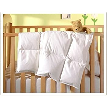 Amazon Com Mackenza Crib Fill Power Down Comforter Size
