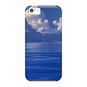 XiFu*MeiSpecial Mycase88 Skin Cases Covers For iphone 4/4s, Popular Mighty Volcanic Isl Phone CasesXiFu*Mei
