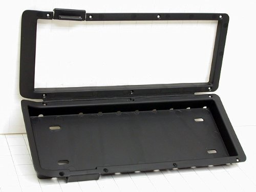 Porsche 944 931 928 console Arm Rest cassette box insert HINGE tape holder latch (Box Porsche)