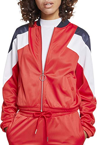 Urban Classics navy Multicolore Giacca white firered 01317 Donna qBqS8w
