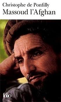 Massoud l'afghan par Pontfilly
