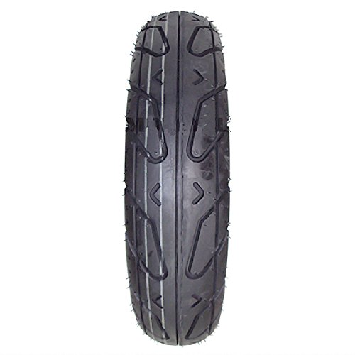 Scooter Tubeless Tire 3.50-10 Front Rear Motorcycle Moped Rim 10''