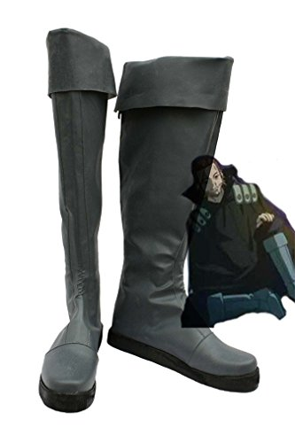 Bromeo Fairy Tail Gildarts Clive Cosplay Schuhe Stiefel Stiefeletten