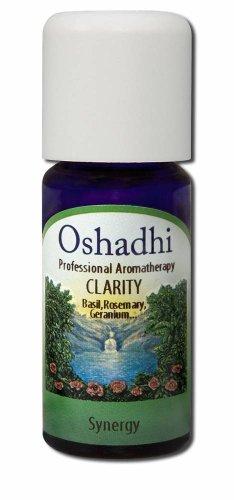 Oshadhi Aromatherapy Synergy Blends Clarity 10 -