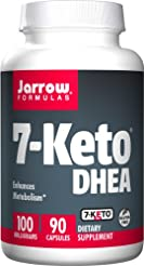 Jarrow Formulas 7-Keto DHEA, Enhances Me...
