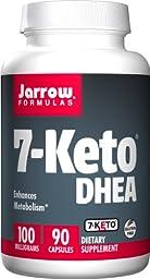 Jarrow Formulas: 7-keto Dhea 100 Mg Capsules, 90 caps