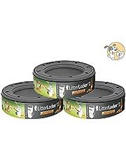LitterLocker II - 3x Nachfuellkassette fuer den Katzenstreu Entsorgungseimer