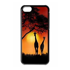 Elephant High Quality Pattern Hard Case Cover for For iphone 5,5S Case FKGZ424937