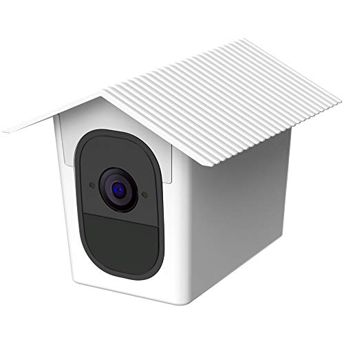 Aobelieve Weatherproof Birdhouse Cover for Arlo Pro and Arlo Pro 2 Camera (White, 1 Pack)