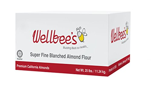 Wellbees Super Blanched Almond Powder product image