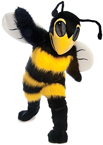 TCDesignerProducts Bee/Hornet Mascot Costume