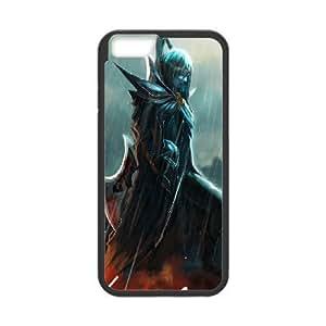 Dota2 PHANTOM ASSASSIN iPhone 6 Plus 5.5 Inch Cell Phone Case Black VBS_3686212