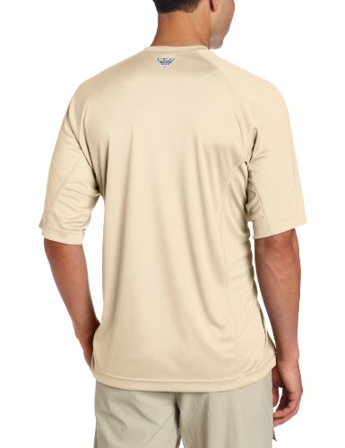 Columbia Men's PFG Freezer Short Sleeve Shirt
