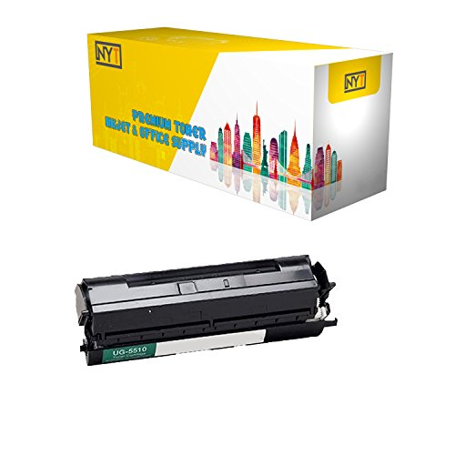 (New York Toner New Compatible 1 Pack UG-5510 High Yield Toner for Panasonic - PanaFax UF 790   DX 800 . -- Black)
