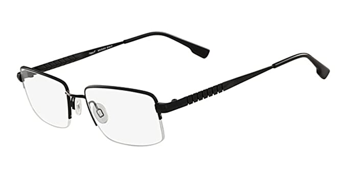 8b15a3ab0638 Eyeglasses FLEXON E1013 001 BLACK at Amazon Men s Clothing store