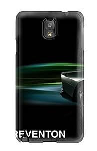 Awesome Case Cover/galaxy Note 3 Defender Case Cover(lamborghini Reventon Wide)