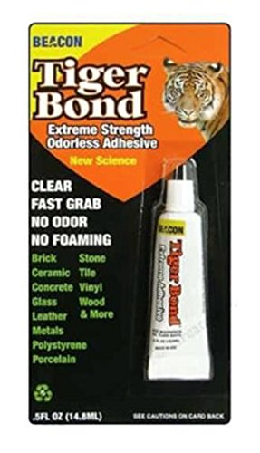 Buy tiger bond adhesive .5 ounce