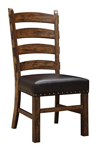 Ladder Back Chair Set - 5