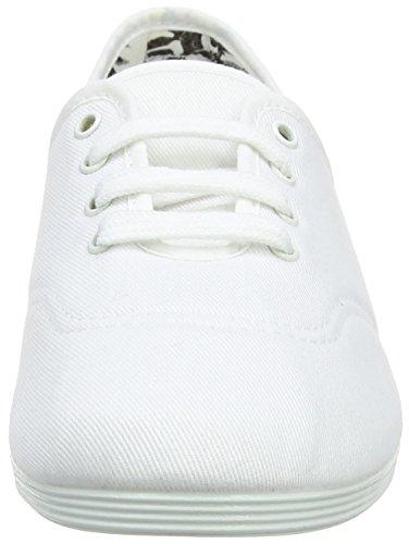 Blanc Flossy Richelieus 000 Costa Femme whte white tqFx1qwS