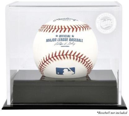 Minnesota Twins Baseball Cube Logo Display Case ()