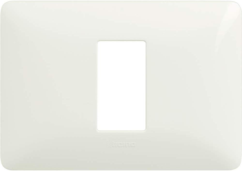 am4803/m1bbn placa 1/modulo Blanca Matix Bticino