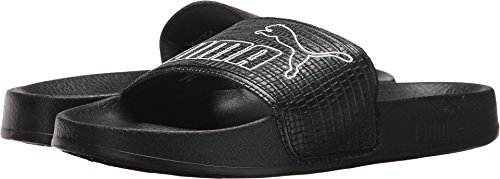 puma Black Leather Leadcat PUMA White Women's Puma nzX1zxEq4