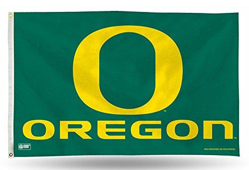 NCAA Oregon Ducks Banner Flag 3-Foot by 5-Foot