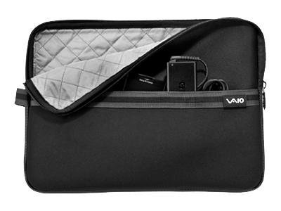 Sony VAIO VGPAMN1C14/B Neoprene Sleeve (Sony Vaio Bag)
