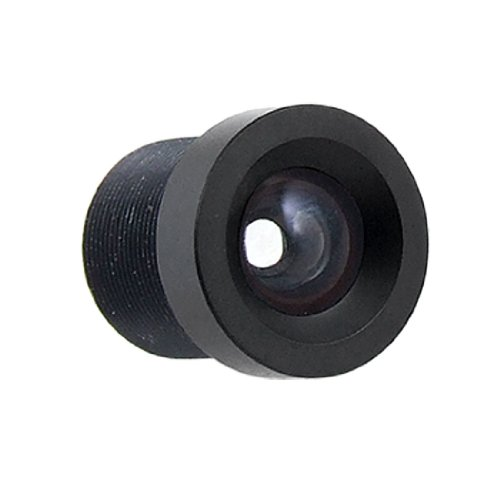 3.6mm 92 Degree Wide Angle CCTV Camera IR Board Lens Focal for (Cctv 3.6 Mm Lens)