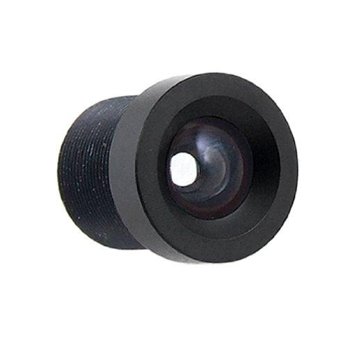 3.6mm 92 Degree Wide Angle CCTV Camera IR Board Lens Focal for (Cctv 3.6 Mm Lens)