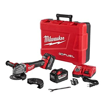 Milwaukee 2781-22HD M18 FUEL 5 in. Grinder Kit w/ Lock-On Slide Switch