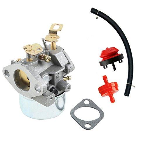 - Wilk Carburetor for Tecumseh 640349 640052 640054 8hp 9hp 10hp HMSK80 HMSK90 Snow Blower Generator Chipper Shredder carb