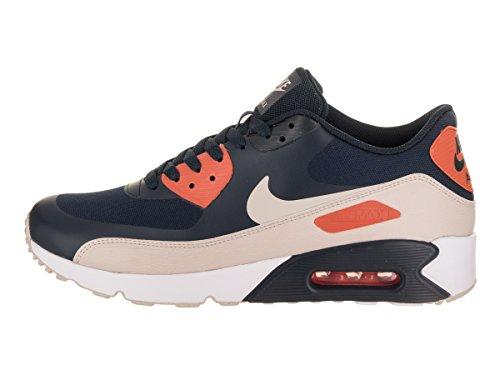 Nike Mens Air Max 90 Ultra 2.0 Scarpa Da Corsa Essenziale Armony / Navy / Lt / Orewood / Brn