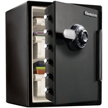 SentrySafe 2.0 Cubic Ft. Fire-Safe with Combo
