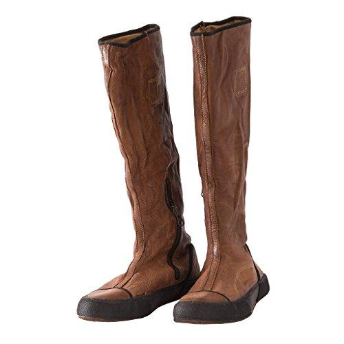 Damen D´oro Stiefel Pantofola Braun Pantofola Stiefel Damen Braun Pantofola D´oro FESv7q