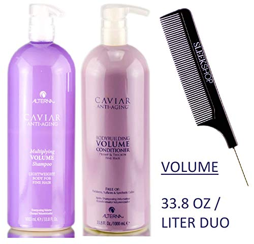 Volumizing hair products alterna caviar