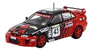 TARMACWORKS 1/64 ミツビシ Lancer Evolution V New Zealand Rally 1999#43 完成品