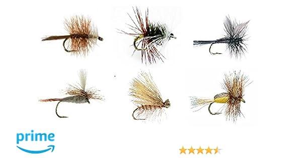 300 Trout Fly Assortment /& Fly Box U Pick Flies