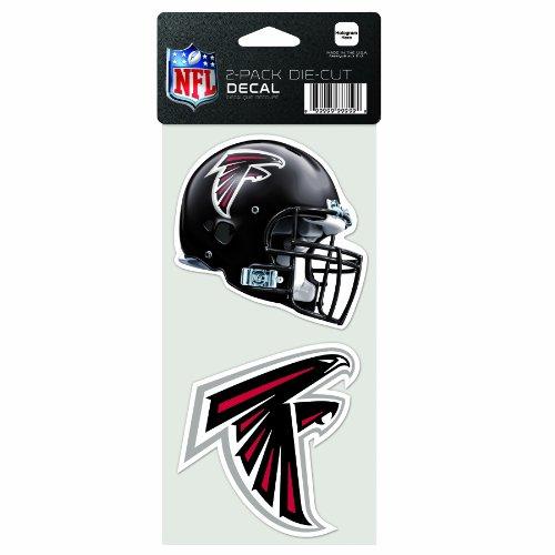 4 x 8 NFL 2-Piece Die-Cut Decal